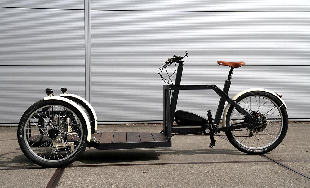 rolstoelbakfiets
