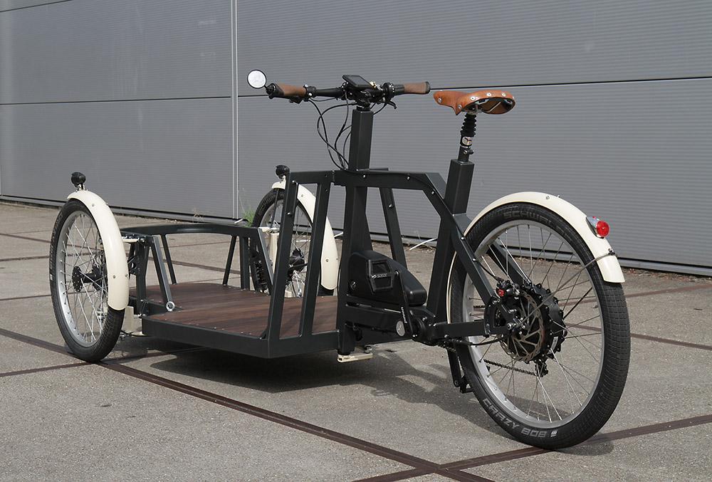 rolstoelfiets